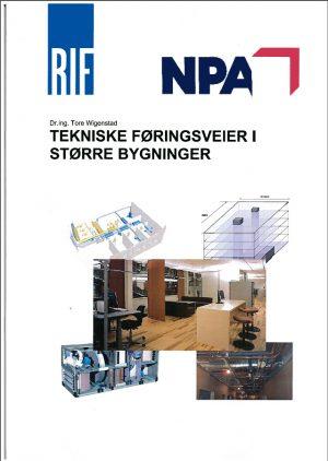 4421-S - Tekniske føringsveier i større bygninger (digitalt produkt)