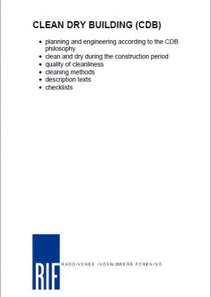 6607 - Clean dry building (digitalt produkt)