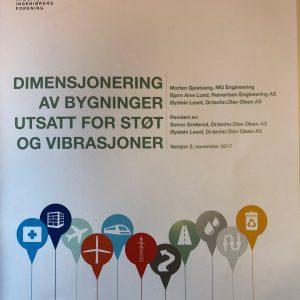 4409-S-Dimensjonering av bygninger utsatt for støt og vibrasjoner - November 2017 (fysisk produkt)