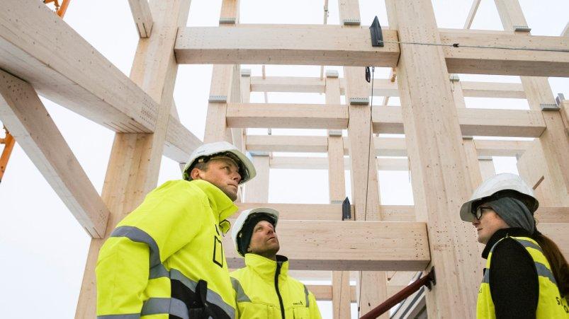 Søker gode løsninger for sirkulære og bærekraftige bygg – Byggedagene 2020