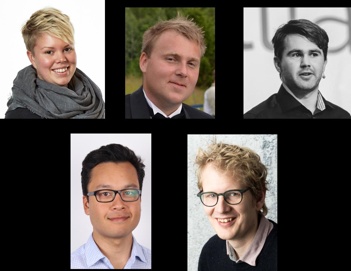 5 nordmenn til finalen i internasjonal ingeniørkonkurranse
