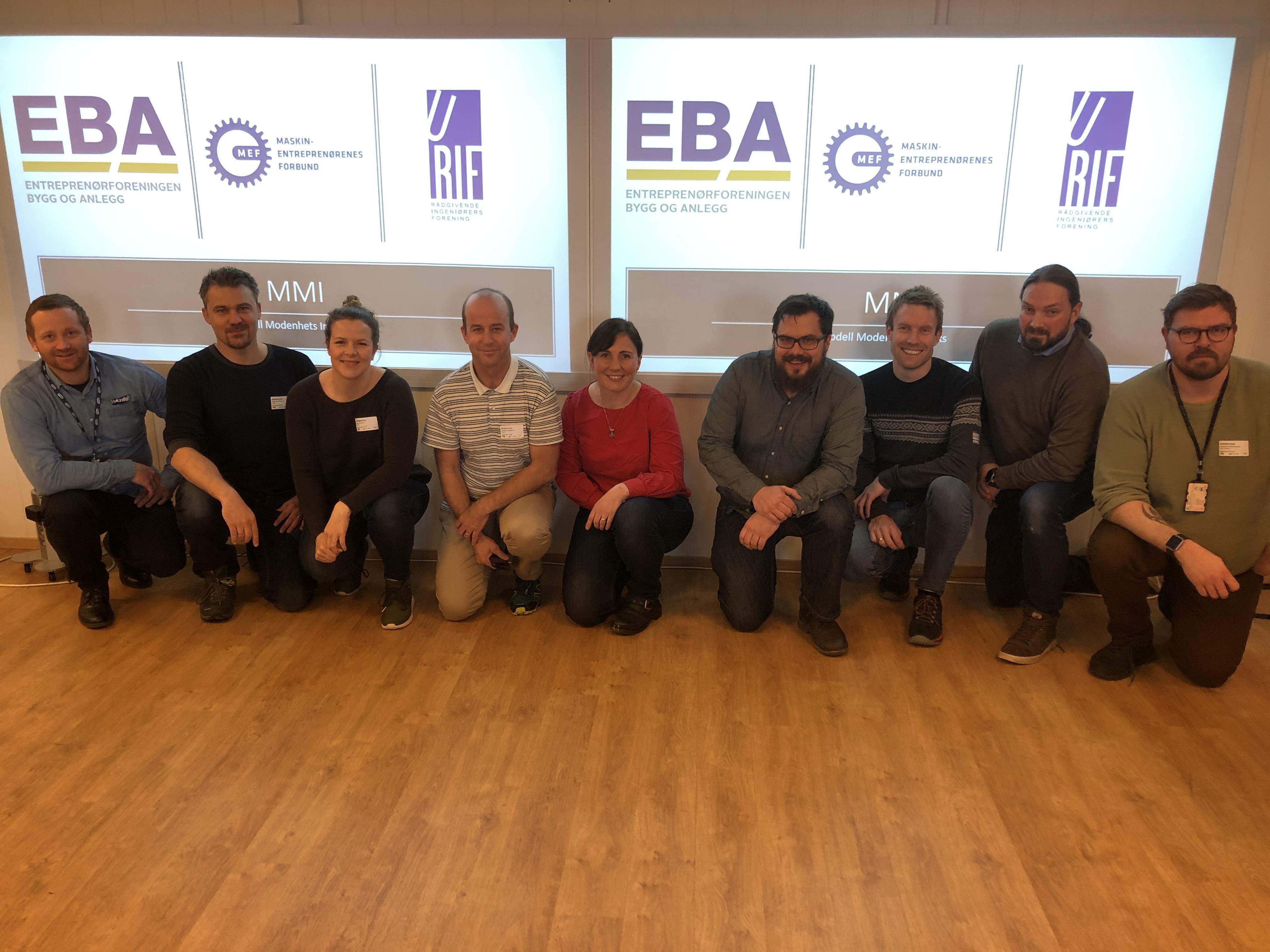 RIF, MEF og EBA lanserer MMI for samferdselsprosjekter